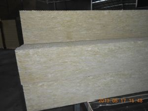 Rock Wool Board Used for Mechanical pictures & photos