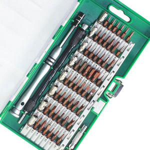 60 in 1 S2 Alloy Magnetic Screwdriver Set Precision Driver Kit Electronics Repair Tool Kit for Cell Phone Tablet PC MacBook pictures & photos