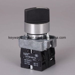 Metal-Handle Type 6V-380V Push Button Switch pictures & photos