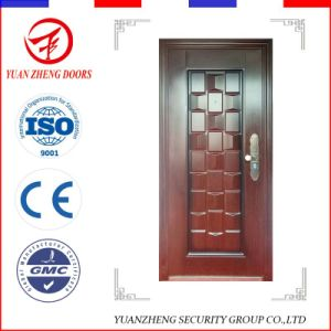 High Quality Iron Security Door pictures & photos