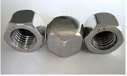 High Quality DIN917 Hexagon Cap Nut Stainless Steel 304 Hexagon Cap Nut pictures & photos