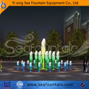 Outdoor Program Control Foam Nozzle Fountain pictures & photos