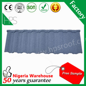 Long Span Roofing Tiles Stone Coated Roofing Sheets in Nigeria pictures & photos