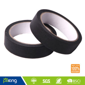 Good Quality Black Color Masking Tape pictures & photos