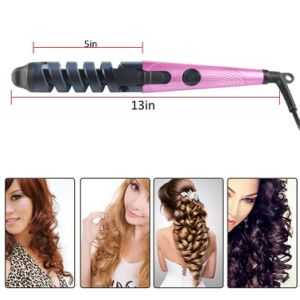 Automatic Magic Hair Curler with Steam Function for Hair Care pictures & photos