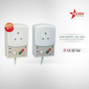 AC Single Phase 50/60Hz AVS 15A Voltage Protector pictures & photos