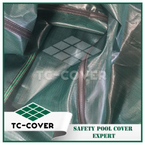 Plastic Winter Safety Swimming Pool Covers pictures & photos