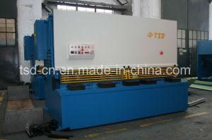 Swing Beam Shear Machine/Hydraulic Shearing Machine (QC12Y-12*2500) pictures & photos