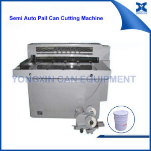 Can Body Sheet Slitter for Conical Paint Can pictures & photos