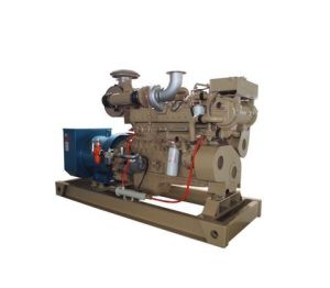 400kw Marine Diesel Engine Generator Engine with Ce Approval