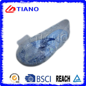 Delicate and Cool PVC Outdoor Sandal for Girls (TNK35812) pictures & photos