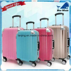 Bw1-165 Lightweight Aluminium Trolley Luggage Magnesium Alloy Suitcase pictures & photos