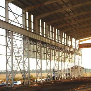 Prefab Multi-Floor Steel Structure Workshop Building for Sale pictures & photos