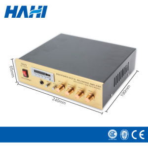 Multi-Function USB /TF DC Amplifier Digital HD Recording Power Amplifier (SS-150US) pictures & photos