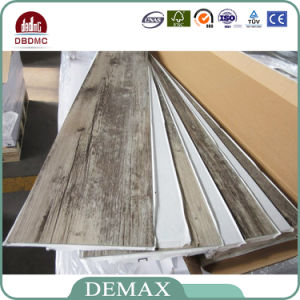 China Supplier Waterproof Fashionable Construction Project PVC Flooring Plank pictures & photos