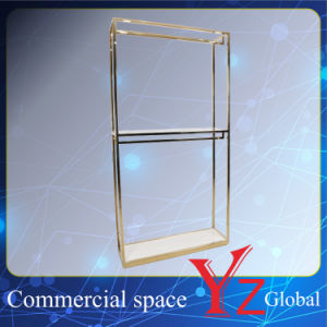 Display Rack (YZ161702) Stainless Steel Display Stand Display Shelf Display Case Display Hanger Rack Exhibition Rack Promotion Rack pictures & photos