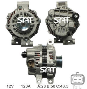 for Mitsubishi Alternator A3TG4091 A003TG4091 11420 pictures & photos