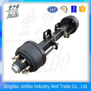 English Type Axle for 12t 13t 16t pictures & photos