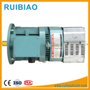 Construction Hoist Elevator Electric Motor (11/15kw) pictures & photos