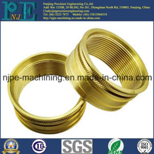 ODM Precision CNC Machining Brass Thread Bushing pictures & photos