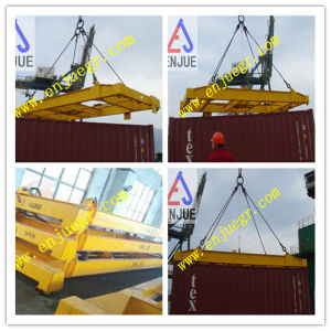 Mechanical Container Lifting Spreader Made in China with Short Delivery pictures & photos