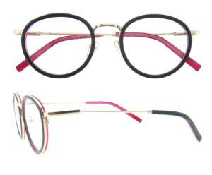 Popular Acetate Round Glasses Frame Eyewear pictures & photos
