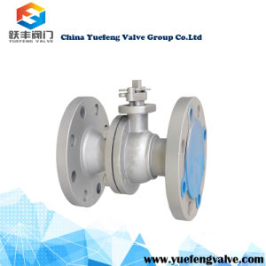 Bare Stem Metal to Metal Seat Ball Valve pictures & photos