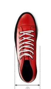 Flexible PU High Top Canvas Shoes (CAN-002) pictures & photos