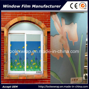 High Quanlity Self Adhesive Frosted Window Film/Glass Film Decorative Film for Home pictures & photos