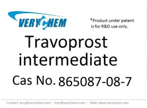 Pharmaceutical Travoprost Intermediate CAS 865087-08-7 pictures & photos