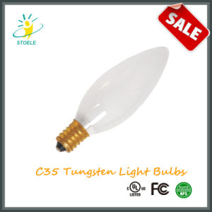 C35 Night Light String Lighting Christmas Light Bulb Incandescent Lamp