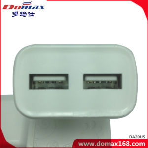 Mobile Phone 2 Dual USB for iPhone 6 Travel Charger pictures & photos