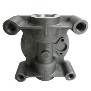 Aluminium Die Casting Engine Filter Base pictures & photos