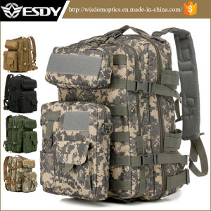 600d Nylon Outdoor Camping Hiking Military Tactical Molle Backpack pictures & photos
