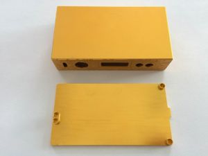 American Customized Electronic Hardware Parts with CNC Machinery pictures & photos