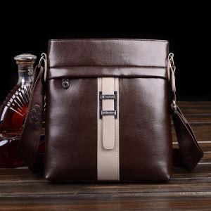 Shoulder Men Leather Briefcase