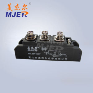 Thyristor-Diode Power Module Mfa Series SCR Control pictures & photos