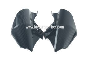 Carbon Fiber Heat Shield Muffler for Ktm 990 Supermoto R pictures & photos