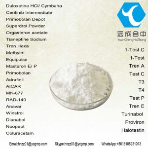 High Purity 4-Chlorotestosterone Acetate CAS 855-19-6 Bodybuilding Turinabol pictures & photos