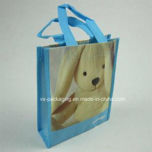 Cmyk Print Non Woven Bag (BG1076) pictures & photos