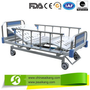 Ce Factory Beautiful Double Folding Bed pictures & photos