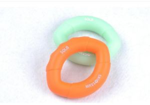 Silicone Hand Grip Strength Exercise Grip Ring pictures & photos