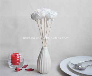 Handmade Sola Wood Aroma Diffuser Flower (SF009) pictures & photos