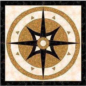 Flower Pattern Carpet Tile Polished Crystal Ceramic Floor Tile 1200X1200mm (BMP30) pictures & photos