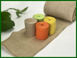 100% Jute Fiber Burlap Fabric Rolls pictures & photos