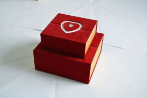 Customized Cardboard/Rigid Paper Jewelry/Cosmetic/Luxury Rigid Gift Box pictures & photos
