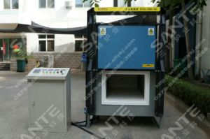 High Purity Al2O3 Ceramic Fiber Electric Heating Furnace pictures & photos