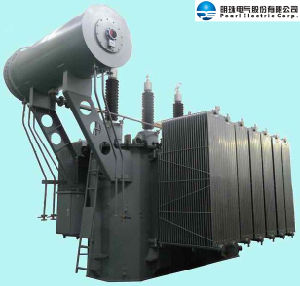33kv Class Oil-Immersed Power Transformer (up to 35MVA) pictures & photos