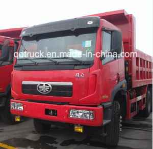 Caminhao Basculante FAW New 340HP 6X4 Dump Truck in Mozambique pictures & photos