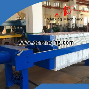 Palm Oil Hydraulic Chamber Plate Filter Press pictures & photos